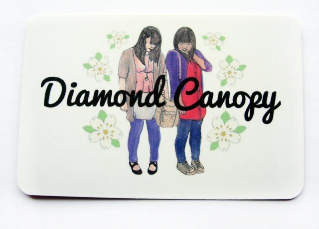 diamond canopy front